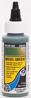 Woodland Water Tint Moss Green (2 fl.oz.) Model Railroad Mold Accessory #4521