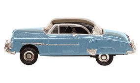 Woodland Comfy Cruise - Just Plug(R) Lighted Vehicle - N-Scale
