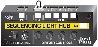 Woodland Sequencing Light Hub