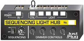 Woodland JP Sequencing Light Hub