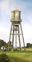 Woodland Rustic Water Tower O-Scale