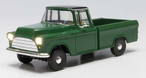 Woodland Just Plug Green Pickup - O-Scale