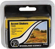 Woodland Accent Shakers