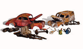 Ho scale model railroad vehicles for Woodland motors used cars