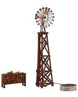 Woodland Windmill N Scale Model Railroad Trackside Accessory #br4937