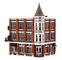 Woodland Davenport Department Store N Scale Model Railroad Building #br4938