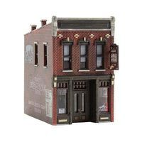 Woodland Sullys Tavern N Scale Model Railroad Building #br4940