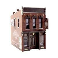Woodland Sullys Tavern HO Scale Model Railroad Building #br5049