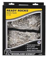Woodland Ready Rocks Rock Face Rocks Model Railroad Miscellaneous Scenery #c1138