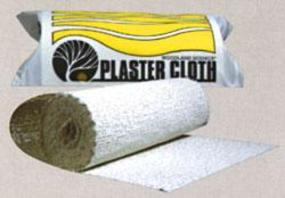 Woodland Plaster Cloth 8'' X 10' Roll Model Railroad Mold Accessory #c1203