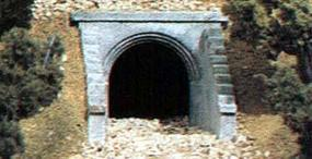 Woodland Masonry Arch Culvert (2) HO Scale Model Railroad Miscellaneous Scenery #c1263