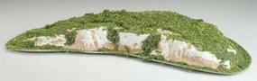 Woodland Rocky Ridges Small 6'' x 14.5'' Model Railroad Tunnel #c1321