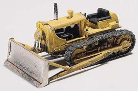 Woodland Bulldozer-Cat D-7 Tractor Kit HO Scale Model Railroad Vehicle #d233