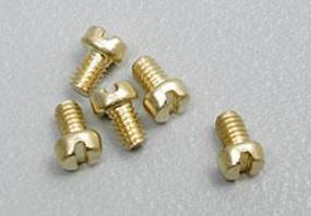 Woodland Fill Head Screws 1-72 1/8 (5) (bulk of 3) Model Railroad Scratch Supply #h829