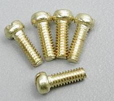 Woodland Fill Head Screws 2-56 1/4 (5) (bulk of 3) Model Railroad Scratch Supply #h834