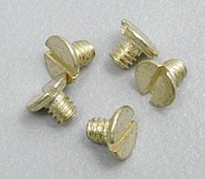 Woodland 2-56 1/8 FLAT HEAD SCREWS Model Railroad Scratch Supply #h853