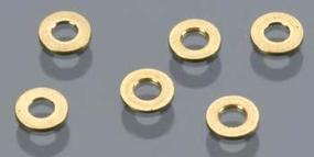 Woodland (bulk of 3) Washers 1-72 (5) Model Railroad Scratch Supply #h893