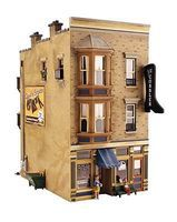 Woodland Pre-Fab J.W. Cobbler N Scale N Scale Model Railroad Building #pf5210