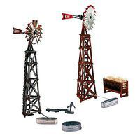 Woodland Windmills N Scale Model Railroad Building #pf5213