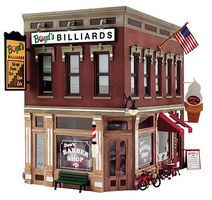 Woodland Corner Emporium O Scale O Scale Model Railroad Building #pf5893