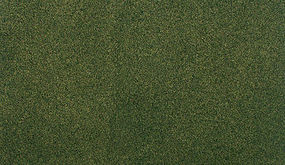 Woodland ReadyGrass Mat Forest Grass 14.25 x 12.5 Model Railroad Grass Mat #rg5143