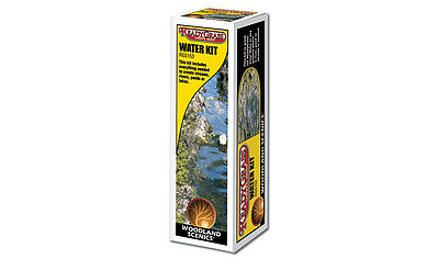 Woodland Water Kit Model Railroad Scenery Supply #rg5153