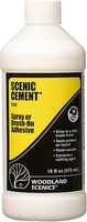 Woodland Scenic Cement 16 oz