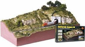 Woodland Subterrain Scenery Kit N Scale Model Railroad Scenery Supply #s929