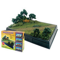 Woodland Scene-A-Rama Basic Diorama Kit
