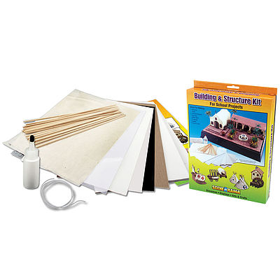 Woodland Scene-A-Rama Building and Structure Kit