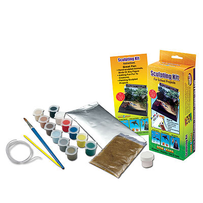 Woodland Scene-A-Rama Sculpting Kit