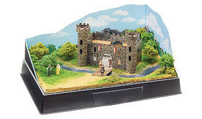 Woodland Scene-A-Rama Castle Kit