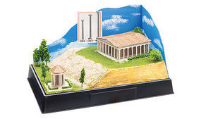 Woodland Scene-A-Rama Ancient Architecture Kit