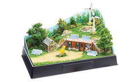Woodland Scene-A-Rama Energy Efficient Kit