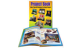 Woodland Scene-A-Rama Project Book Ideas Tips & Techniques for School Projects