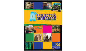 Woodland Scene-A-Rama Projects& Dioramas-Students Handbook