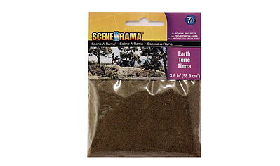 Woodland Scenics Scene-A-Rama Earth
