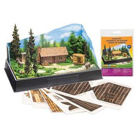 Woodland Cabin Kit