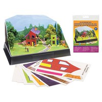 Woodland Scene-A-Rama Playhouse Kit