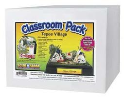 Woodland Tepee Village Classroom Pack