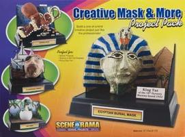 Woodland Creative Mask + More Project