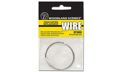 Woodland Hot Wire-Replacement Wire Model Railroad Foam #st1436