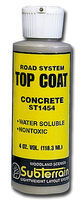 Woodland Top Coat Concrete 4 oz Model Railroad Scenery Supply #st1454