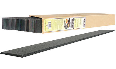 Woodland Scenics Track-Bed 5mmx24 (36) O Scale -- O Scale Model Train Track Roadbed -- #st1463