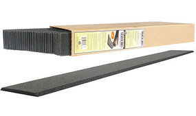 Woodland Track-Bed 5mmx24 (36) O Scale O Scale Model Train Track Roadbed #st1463