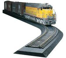 Woodland HO/O & N Scale Track-Bed Sheet Assortment Scale Model Train Track Roadbed #st1465