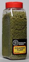 Woodland Turf Coarse Burnt Grass 32 oz Model Railroad Grass Earth #t1362