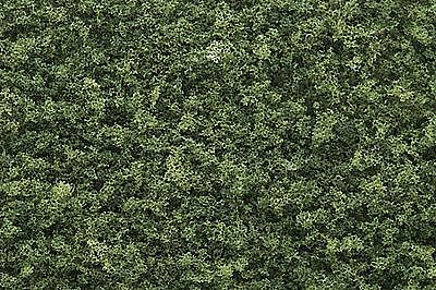 Woodland Scenics Turf Coarse Medium Green 32 oz -- Model Railroad Grass Earth -- #t1364