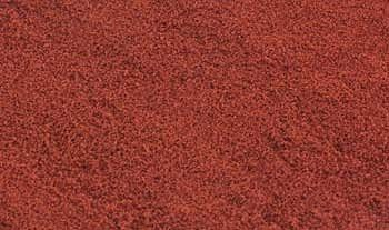 Woodland Scenics Pollen Red -- Model Railroad Grass Earth -- #t4647