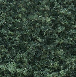 Woodland Scenics Turf Coarse Dark Green 12 oz -- Model Railroad Grass Earth -- #t65